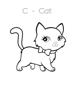 Learning Letter C in the Alphabet | Playing Learning