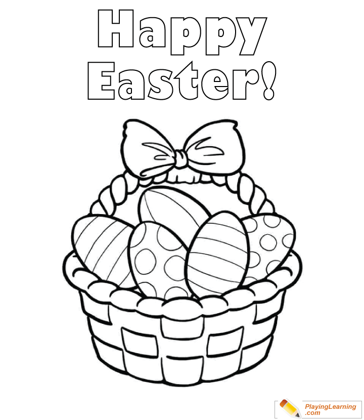 Easter Basket Coloring Pages Ideas - Whitesbelfast | 830x720