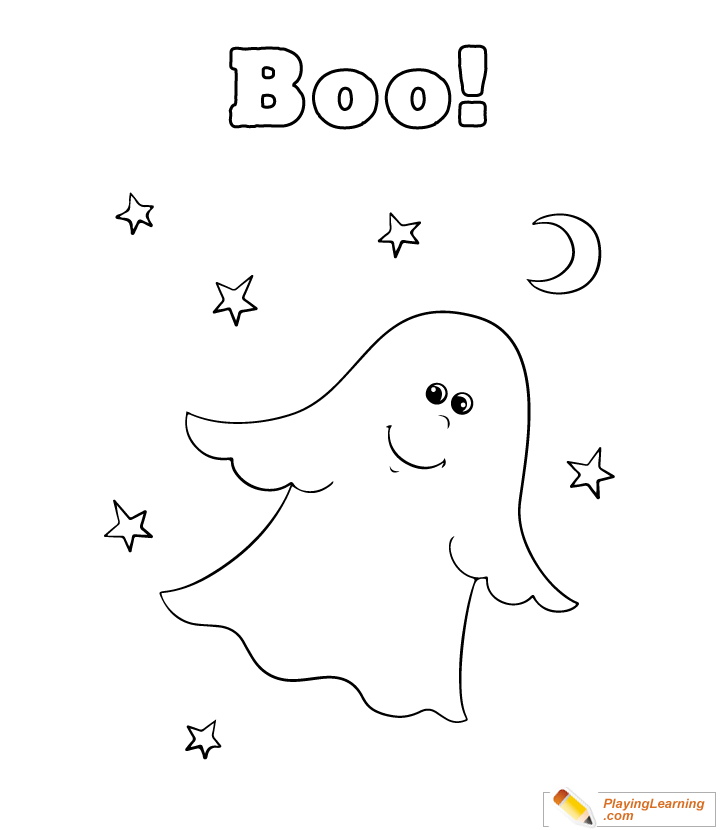 Easy Halloween Coloring Page 25 Free Easy Halloween Coloring Page