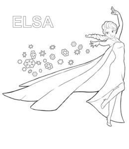 Frozen 2 Coloring Pages - GetColoringPages.com | 300x260