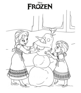 Free Printable Frozen 2 Coloring Pages and Activities   Elsa ...   300x260