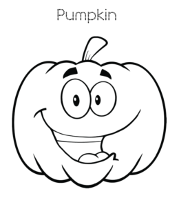 Halloween Jack O Lantern And Pumpkin Coloring Pages Playing Learning