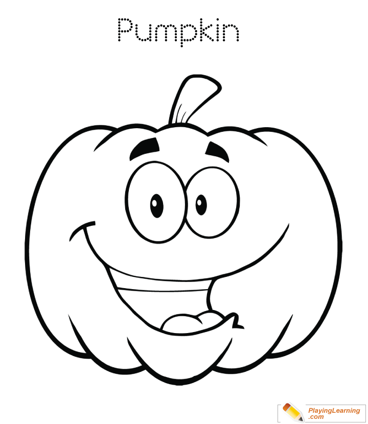 Halloween Pumpkin Coloring Page 20 Free Halloween Pumpkin Coloring Page