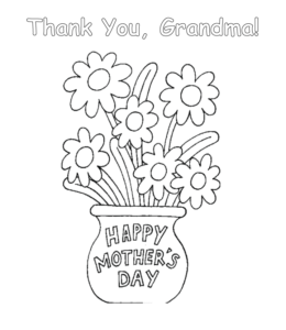 Mom Coloring Pages - Coloring Home | 300x260