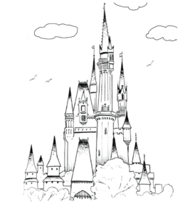 Frozen Movie Coloring Pages | Playing Learning