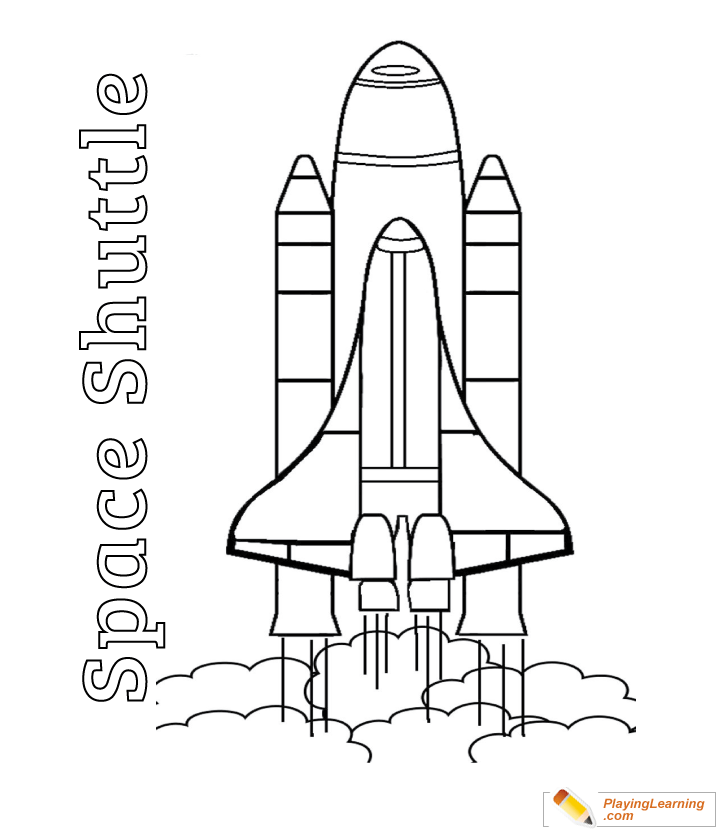 Spectacular Space Shuttle Coloring | Space coloring sheet ... | 830x720