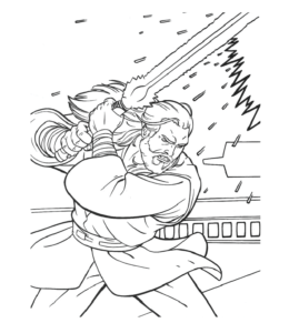 Star Wars Coloring Pages Playing Learning - Star-war-coloring-pages
