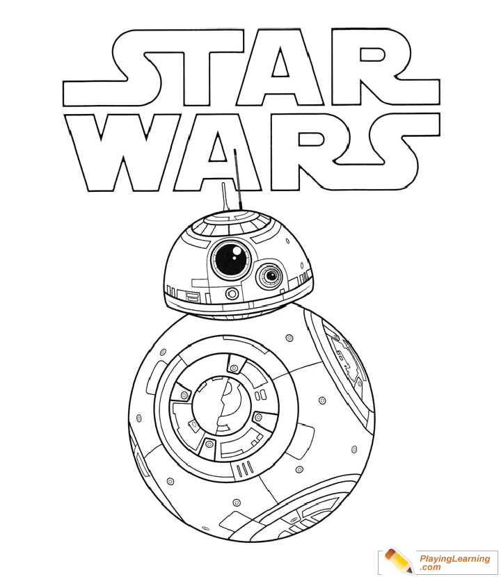 Star Wars Coloring Page 35 Free Star Wars Coloring Page
