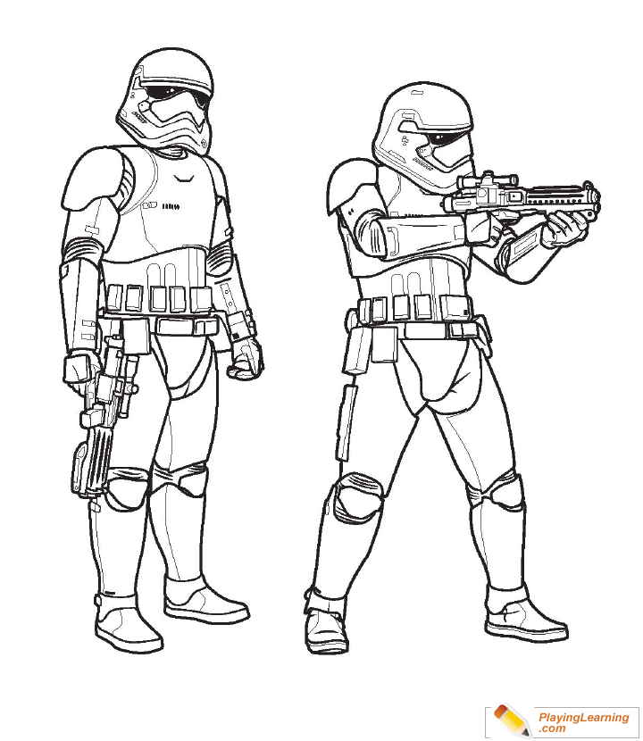 Star War Coloring Page 83 For Kids