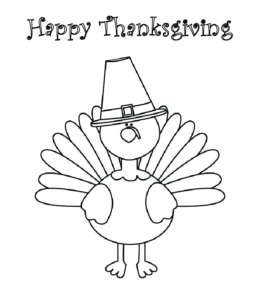 Thanksgiving Coloring Pages And Worksheets Playing Learning