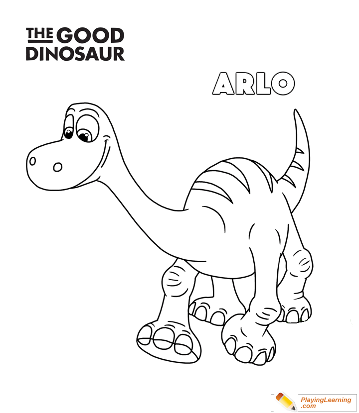 The Good Dinosaur Coloring Pages - Best Coloring Pages For Kids | 830x720